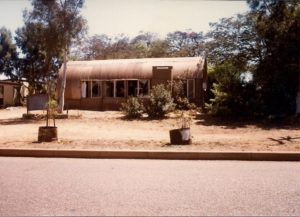 Nissan Hut photo 1970s